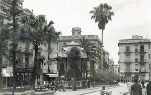 Plaza de la paz Vieja